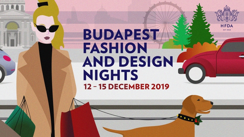 Budapest Fashion and Design Nights