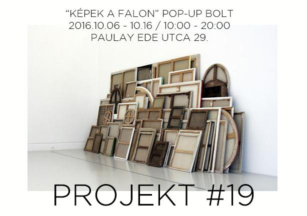 Projekt Showroom: Képek a Falon