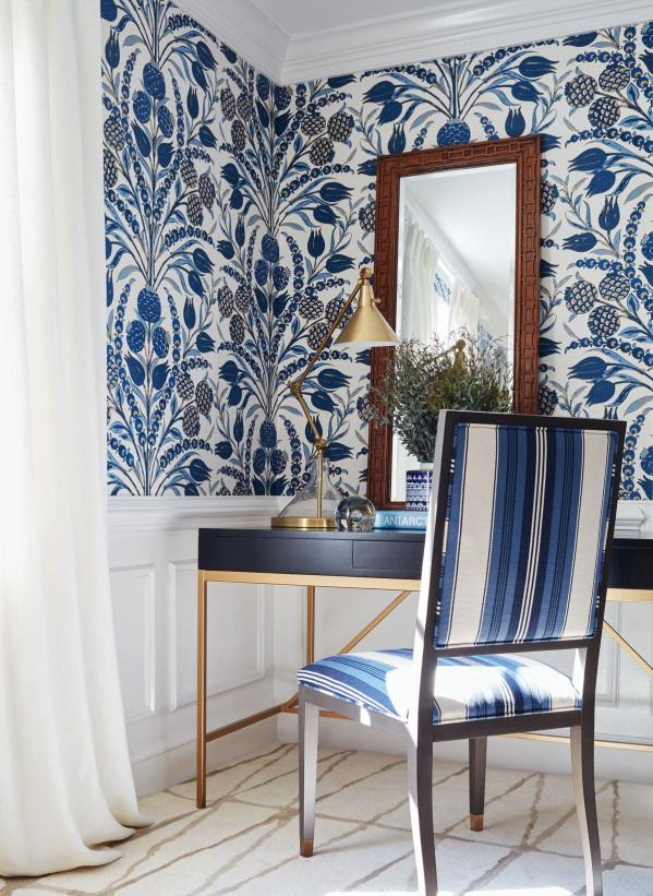Thibaut Design: Chestnut Hill