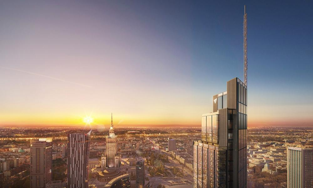 Varso Tower: WELL Core & Shell Precertification