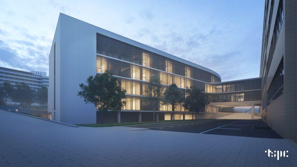 Zöld és hallgatóbarát campust kap a Pécsi Tudományegyetem Általános Orvostudományi Kara