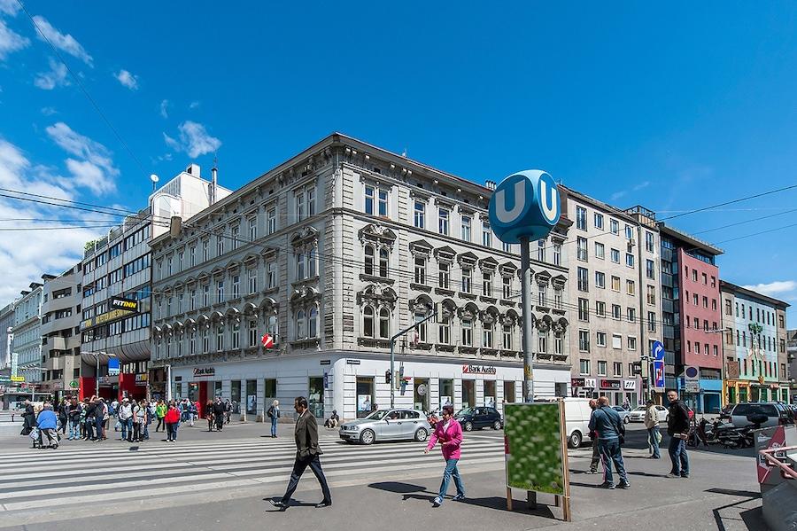 Viedeň bojuje za ekologizáciu, nové budovy nad 7,5 m budú mať povinne zelené fasády