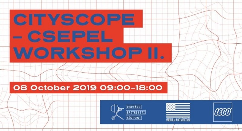 CityScope - Csepel workshop II.