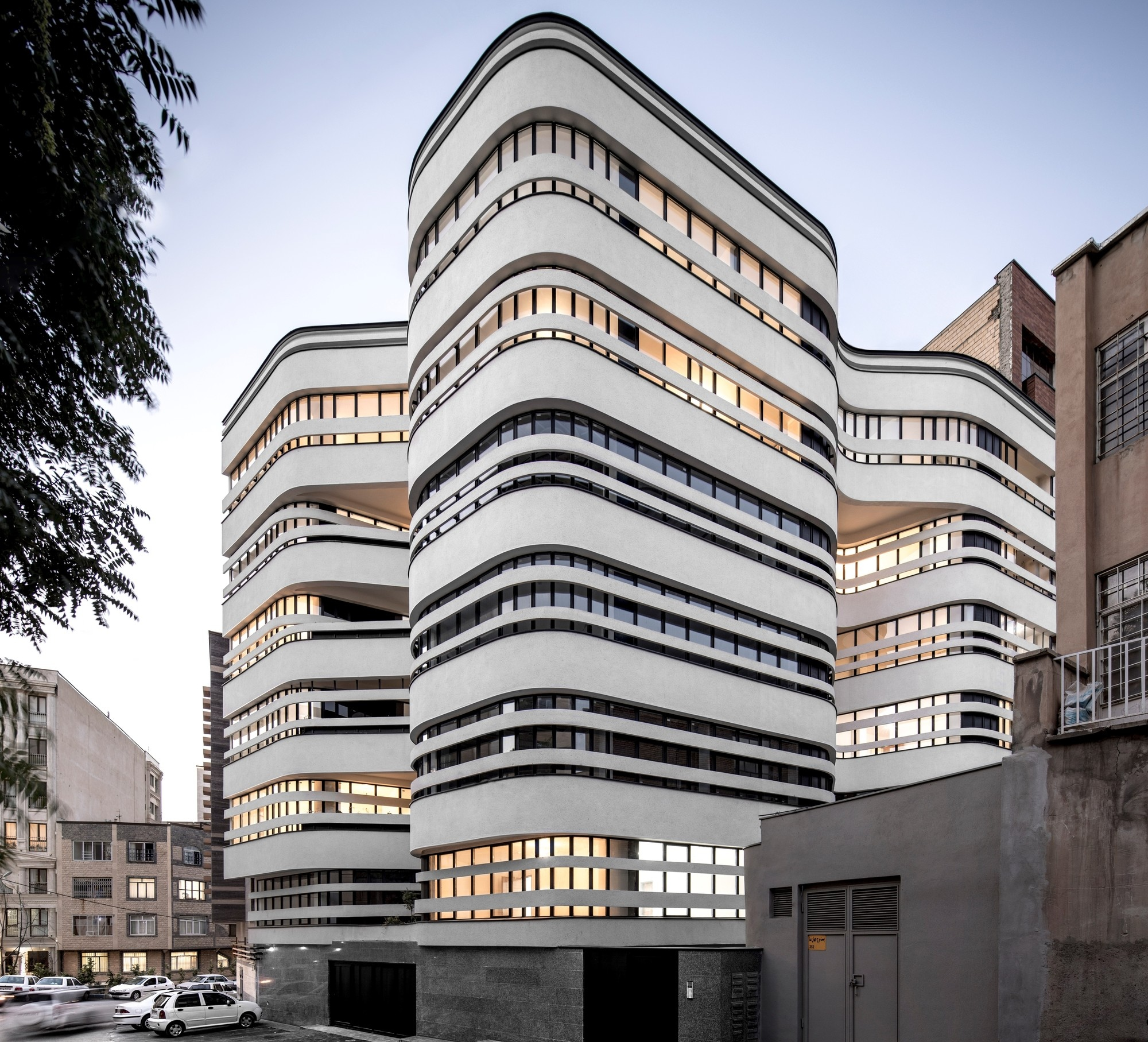 Atlas Medical Office Building - Fotó: Farshid NasrAbadi