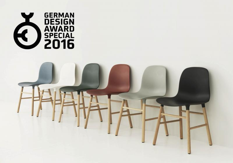 A Normann Copenhagené a German Design Awards
