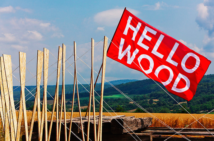 Hello Wood Project Village 2016