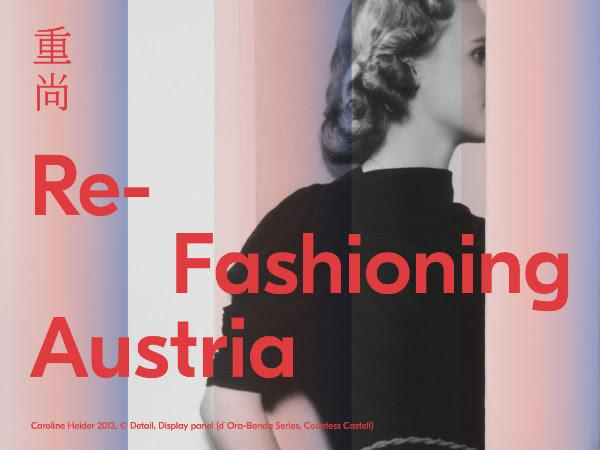 Austrian Fashion Exhibition in Shanghai