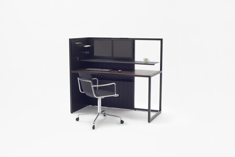 Nendo: A desk designed for a cartoonist