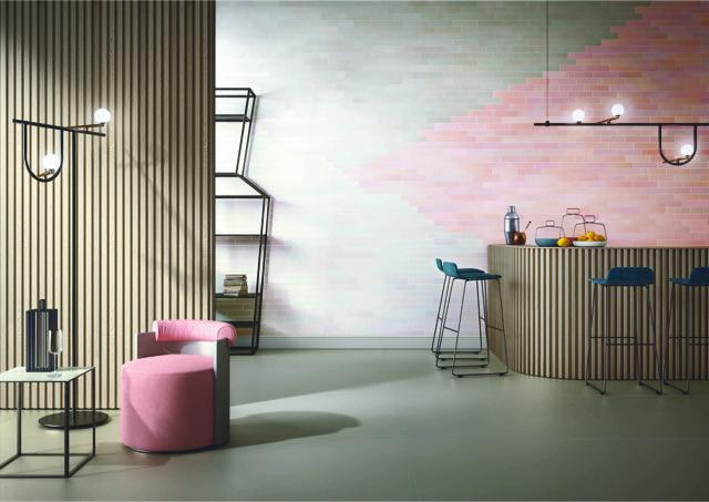 CEDIT – Ceramiche d'Italia: eight new collections